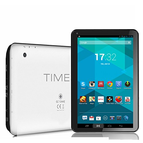 SUPER SALE LIMITED 60% OFF! 10″ Quad Core 4.4.2 Android KitKat Tablet PC – Huge 1GB RAM And 16GB NAN