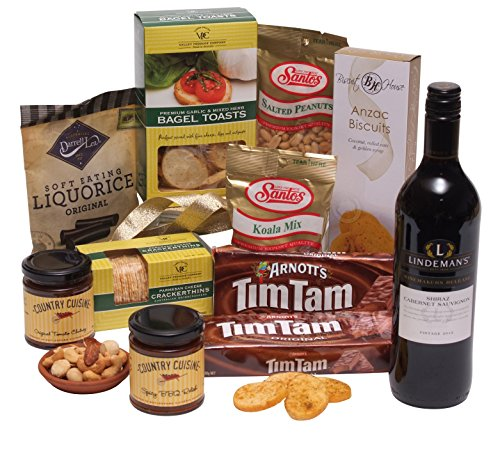 Australian Delights – Australian Hampers and Gift Baskets