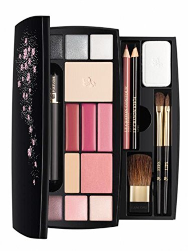 Lancome Absolu Voyage BLOSSOM EDITION Complete Make-Up Palette – 1 Compact Powder, 1 Blusher, 1 Conc
