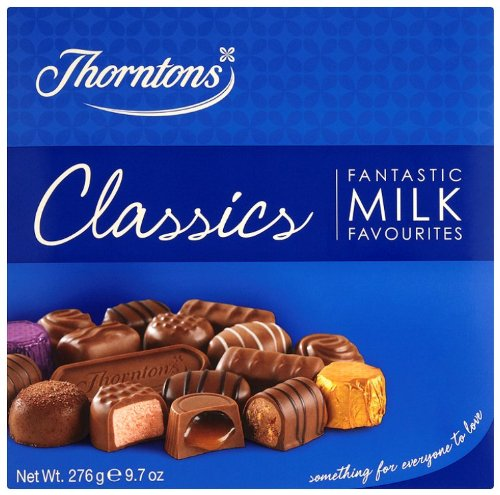 Thorntons Love Milk Collection 276 g